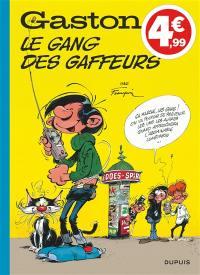 Gaston. Volume 17, Le gang des gaffeurs