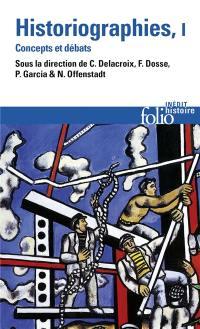 Historiographies. Volume 1,