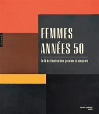 Femmes, années 50