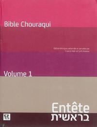 Tora. Volume 1, Entête
