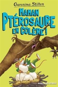 Sur l'île des derniers dinosaures. Volume 5, Maman ptérosaure en colère !