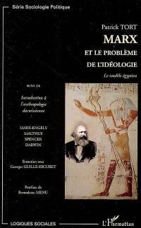 Marx et le problème de l'idéologie