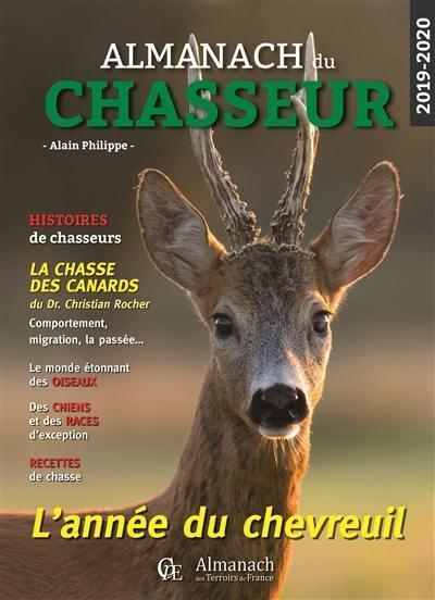 Almanach du chasseur 2019-2020