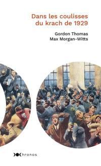 Dans les coulisses du krach de 1929