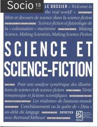 Socio. n° 13, Science et science-fiction