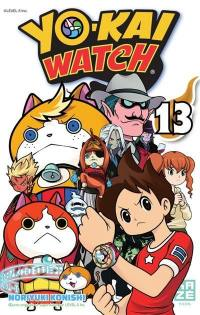 Yo-kai watch. Volume 13,