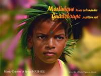 Martinique, douce salamandre, Guadeloupe, papillon vert