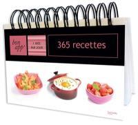 365 recettes