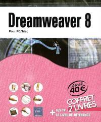 Dreamweaver 8 pour PC-Mac
