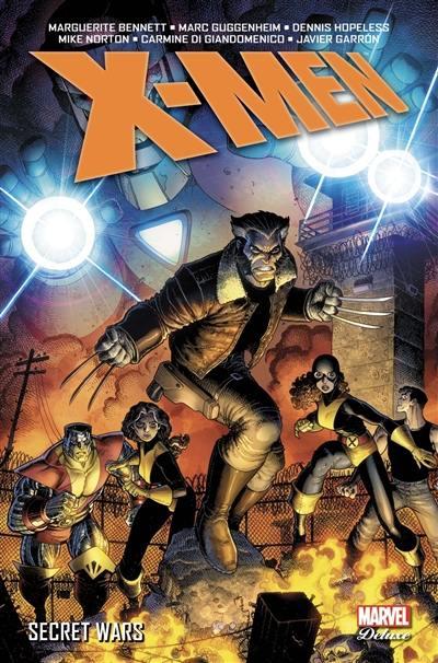 X-Men : secret wars
