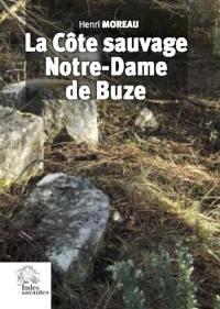 La côte sauvage Notre-Dame de Buze