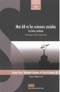 Mai 68 et les sciences sociales