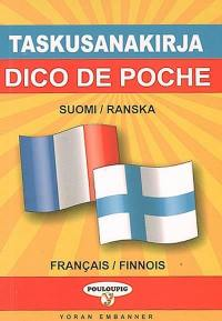 Dictionnaire de poche finnois-français & français-finnois = Taskusanakirja ranska-suomi, suomi-ranska