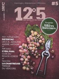 12°5 : des raisins et des hommes. n° 5,