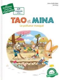 Tao et Mina, Le pollueur masqué