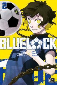 Blue lock. Volume 2,