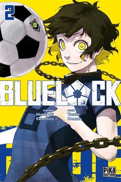Blue lock. Vol. 2