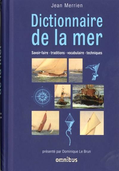 Dictionnaire de la mer