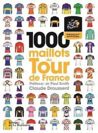 1.000 maillots du Tour de France