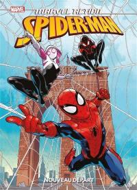 Marvel action Spider-Man, Nouveau départ
