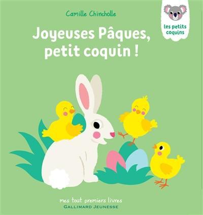 Joyeuses Pâques, petit coquin !