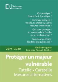 Protéger un majeur vulnérable, 2019-2020