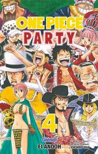 One Piece party. Volume 4,