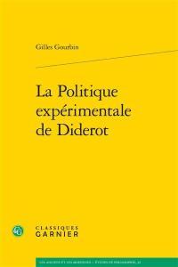 La politique expérimentale de Diderot