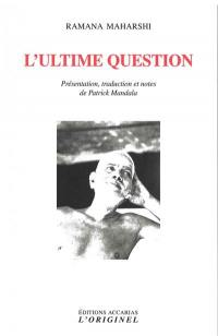 L'ultime question