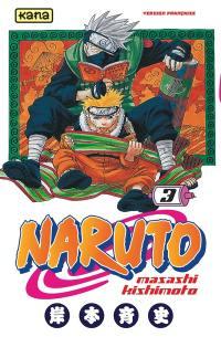 Naruto. Volume 3,