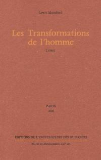 Les transformations de l'homme (1956)