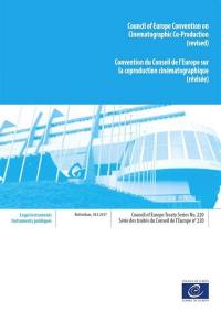 Council of Europe Convention on cinematographic co-production (revised)
