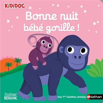 Bonne nuit bébé gorille !