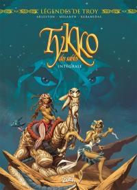 Légendes de Troy, Tykko des sables