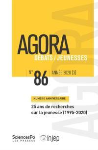 Agora débats jeunesse. n° 86, Numéro anniversaire