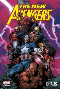 The new Avengers. Volume 1, Chaos