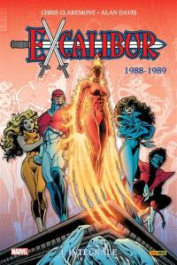 Excalibur. Volume 1, 1988-1989