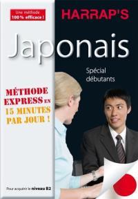 Japonais, méthode express