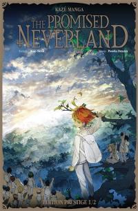 The promised neverland : coffret prestige 1