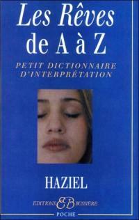Les rêves de A à Z