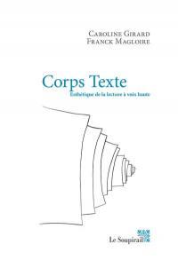Corps texte