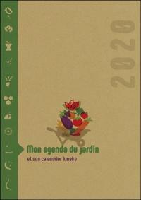 Mon agenda du jardin et son calendrier lunaire