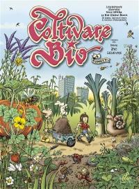 Coltivare bio : a fumetti
