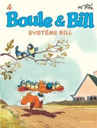 Boule & Bill. Volume 4, Système Bill