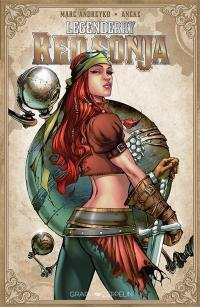 Legenderry, Red Sonja