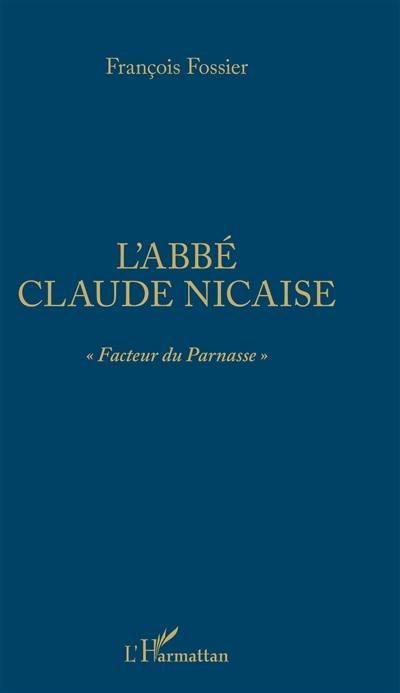 L'abbé Claude Nicaise