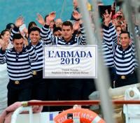 Livre officiel de l'Armada 2019