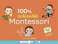 100 % activités Montessori