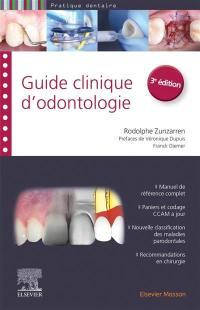 Guide clinique d'odontologie
