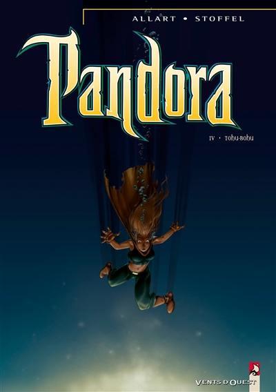 Pandora. Volume 4, L'île de Tohu Bohu